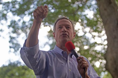 Here comes O'Malley, again