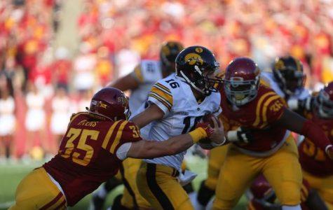 Instant Reaction: Iowa 31, Iowa State 17