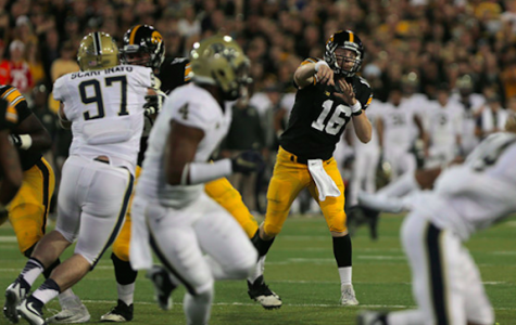 Taking a look at Iowa's deep passing