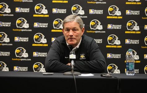 Highlights from Kirk Ferentz's Press Conference — 9/1