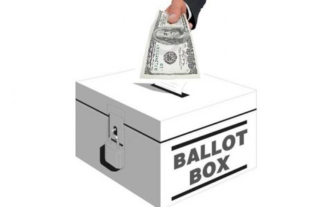 In campaign season, money talks more than rhetoric