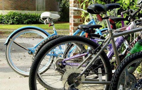 Take a bike, UI says