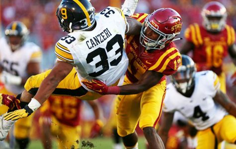 Football Slideshow: Iowa vs. Iowa State
