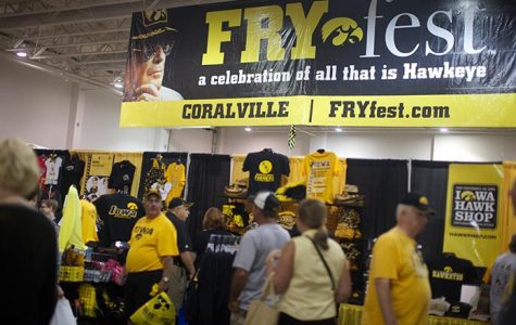 FryFest jubilation home again