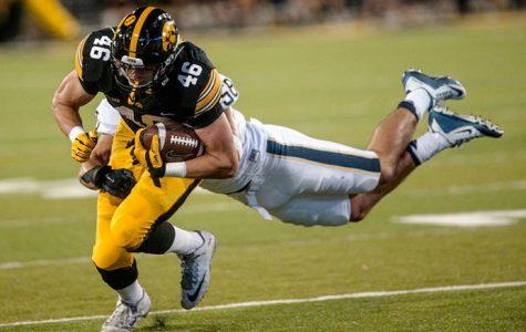 Football Slideshow: Iowa vs. Pittsburgh