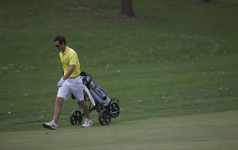 Men's golf finishes 2nd at Big Tens