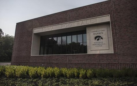 The recruiting benefits of new Hawkeye facility