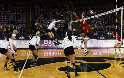 Volleyball's athleticism pays dividends