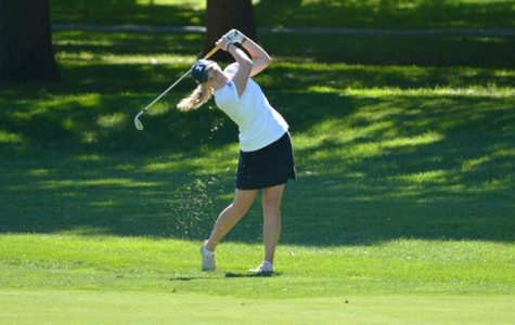 Women's golf heads to its second tournament