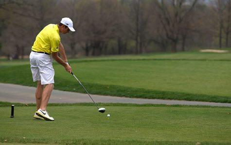 Men's golf welcomes the challenge