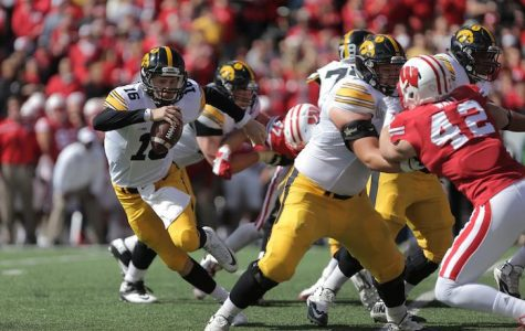 Iowa football ranked in AP top-25 in latest poll