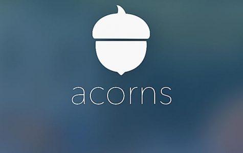 Acorns may aid in saving