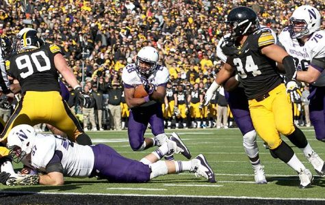 By the Numbers: Iowa vs. Northwestern