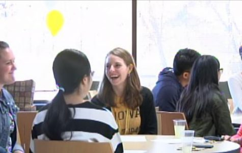 Conversation Center encourages interaction