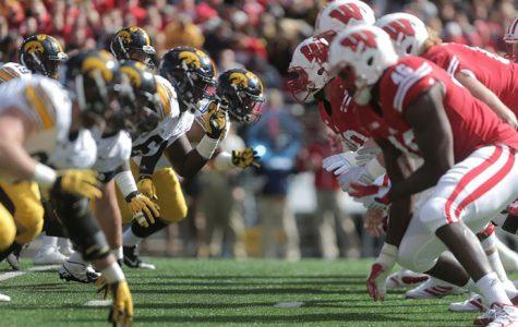 Football Slide Show: Iowa vs. Wisconsin