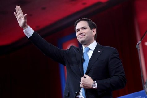 Rubio stakes out foreign policy