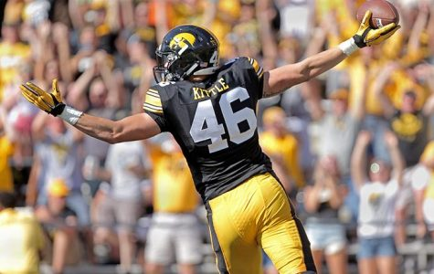 Instant Reaction: Iowa 40, Northwestern 10