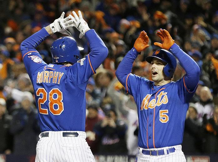 Mets beat Cubs for 2-0 NLCS lead – The Daily Iowan