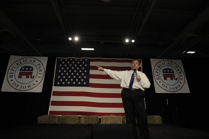 New+Jersey+Governor+Chris+Christie+speaks+at+the+Growth+and+Opportunity+Party+at+the+Iowa+State+Fairgrounds+Saturday+October+31st%2C+2015.+Governor+Christie+was+one+of+many+Republican+Presidential+candidates+to+speak+at+the+event.+%28The+Daily+Iowan%2FKyle+Close%29