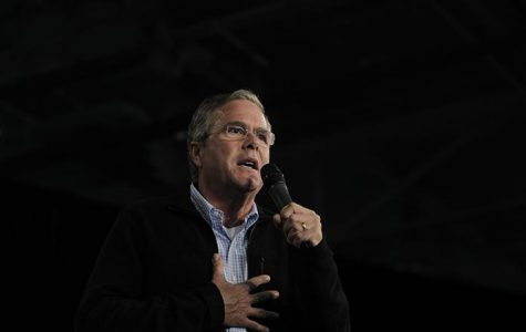 Bush attempts to come back