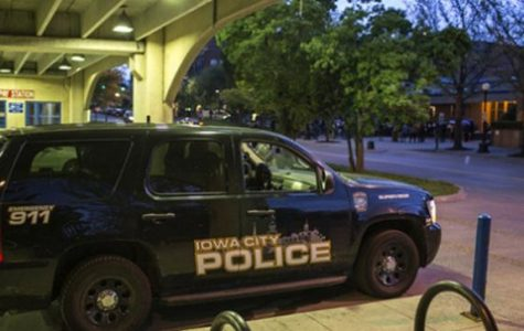 Captain Bill Campbell named Interim Iowa City Police Chief