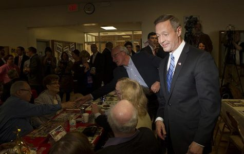 Impressions of Democratic presidential candidate O'Malley