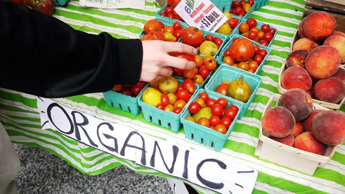 UI, ISU to hold organic-farming confab