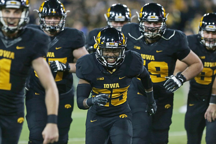 Football Photos: Iowa vs. Minnesota