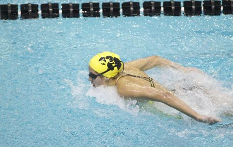 Hawkeye divers dive into Winter Nationals