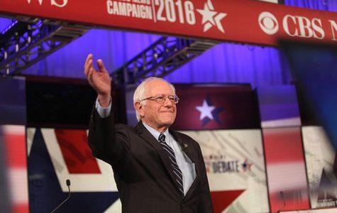 The evolution of Sanders