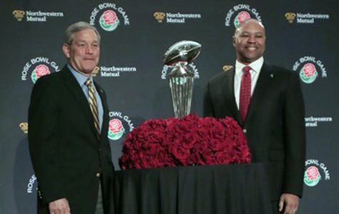 Rose Bowl Photos: Coaches' press conferences