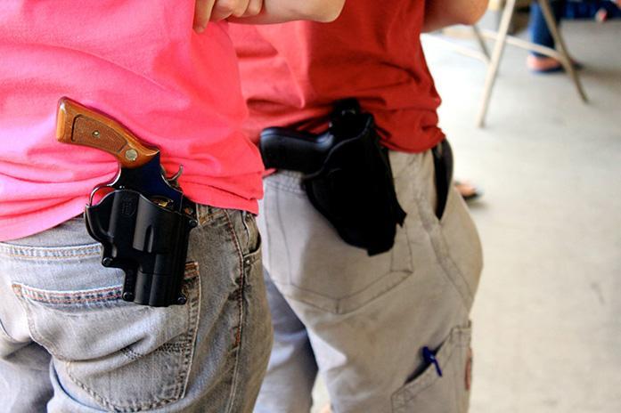 Branstad firm on gun policy