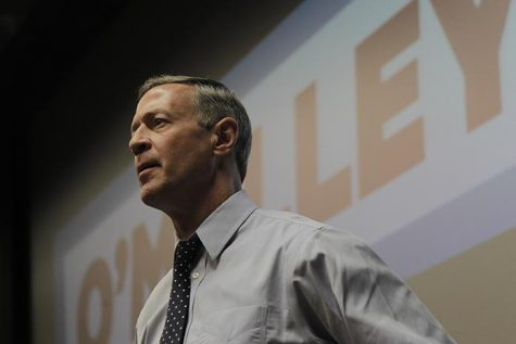 O'Malley backs pot initiative