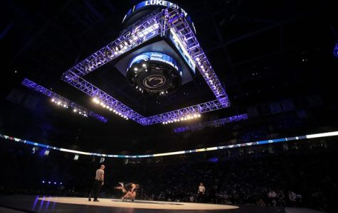 Wrestlers face well-known test