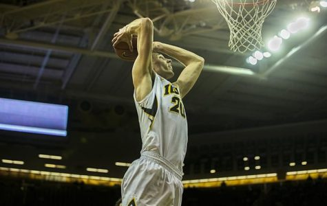 What happened to Uthoff and the Hawks in Ames?