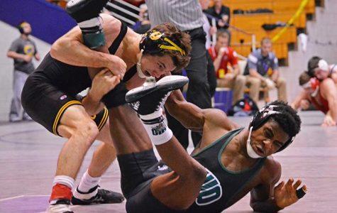 Wrestling to take on Nebraska, Purdue
