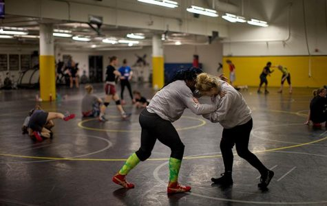 Wrestling Notebook: Women's national team comes to Carver