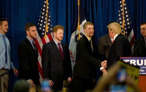 Barta: No NCAA rules broken in Trump rally