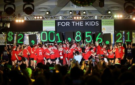 Dance Marathon races toward goal