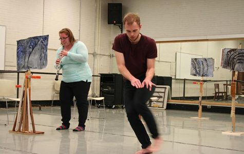 Fusing the media atoms: UI students mix media in 'GRIT' performance bred from struggle