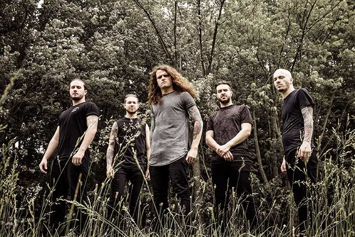 Metalcore hard-hitter Miss May I headlines a show at Blue Moose tonight