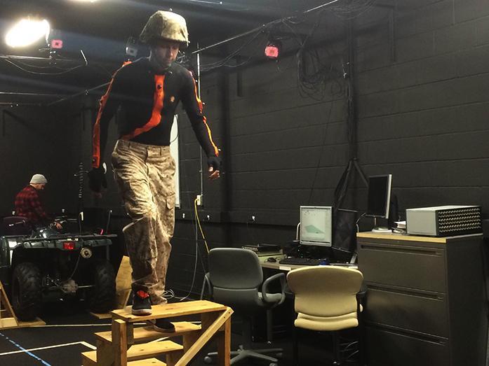 UI probes military injuries