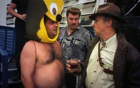 Laughter, with inebriation & cheeseburgers: The Randy and Mr. Lahey to visit Gabe's today