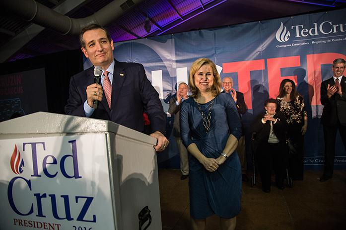 Cruz+snags+victory+in+Iowa+caucuses
