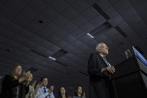 Editorial: Sanders needs to answer foreign-policy questions