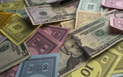 Counterfeit bills hit area