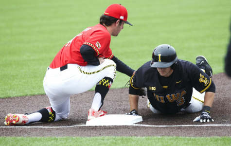 Baseball zaps Terrapins