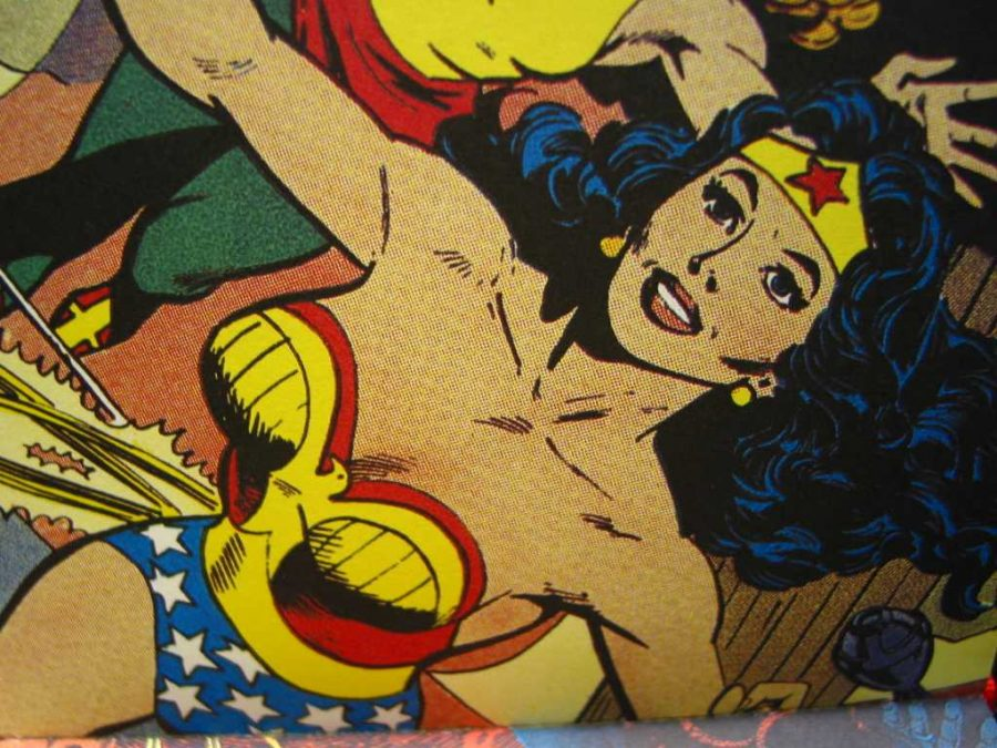 Smith: Wonder Woman is back