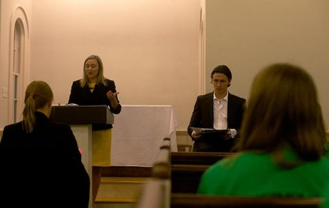 UISG presidential candidates square off in debate