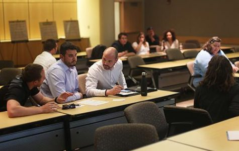 UI student vets voice concerns at strategic planning forum